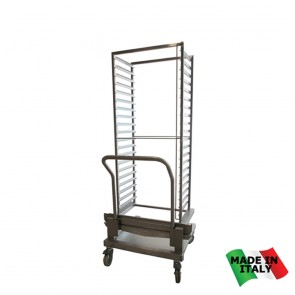 CFG-120 FED Additional Gastronorm racks Trolley for PDE-120LD CFG-120