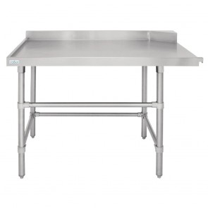 CM520 Dishwasher Outlet Table - 1200x700x960mm L/H