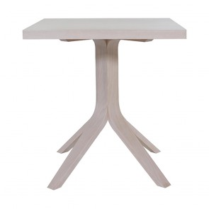 Catalina European Bentwood Square Coffee Table STK-1711