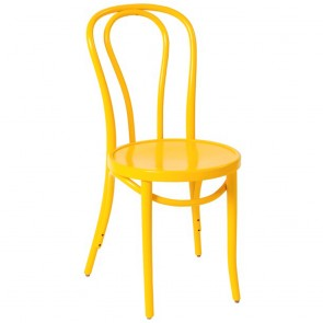 Original No 18 Bentwood Chair Coloured