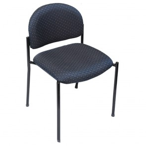 Comfortable Stackable Visitor Chair