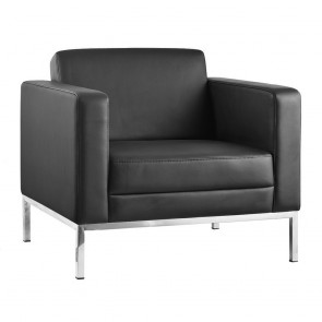 Commercial Leather Armchair