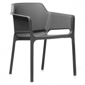Contemporary Outdoor Arm Chair