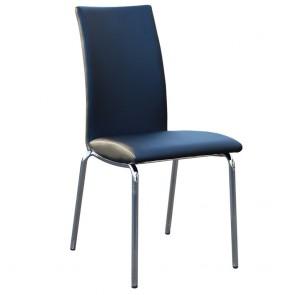 Cosima Modern Vinyl Chair