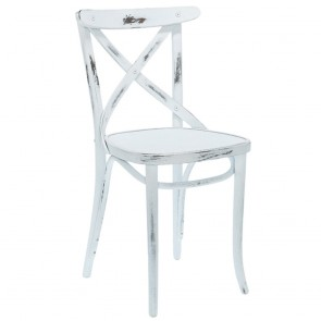 Cross Back Dining Chair A-8810/2