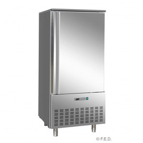 D14 FED Blast Chiller & Shock Freezer D14