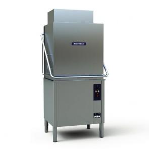 DB113 Washtech AL8C High Effic Passthrough Warewasher Heat Cond500x600mm Rack