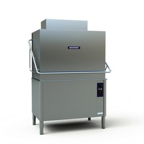 DB116 Washtech PW3C High Effic Passthrough Warewahser Heat Cond500x600mm Rack