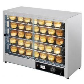 DH-805E FED Pie Warmer & Hot Food Display - DH-805E