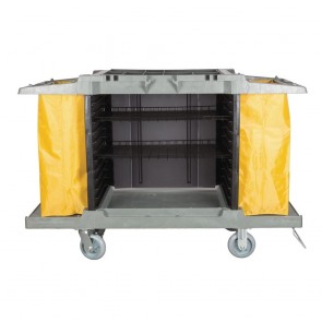 DL011 Jantex Housekeeping Trolley (Standard) - 1460Hx540Dx990mmW