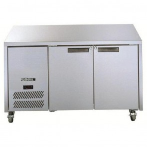 DN461 Opal Gastronorm Counter Freezer - 2 Door