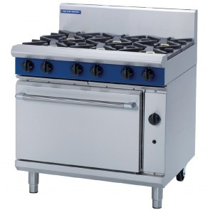 DN552-N Blue Seal Gas Oven Range - Natural Gas