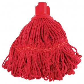 DN824 Jantex Bio Fresh Socket Mop Red 200g 7oz