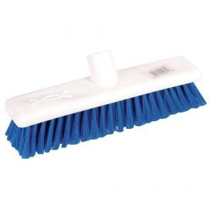 "DN829 Jantex Soft Hygiene Broom Blue 12"" 300mm"