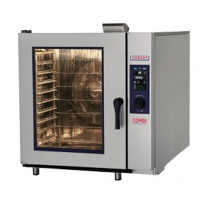 DT183 Hobart COMBI 10x2/1 or 20x1/1 GN Tray Electric Combi Oven