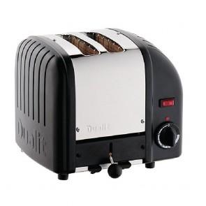 Dualit 2 Slice Vario Toaster Matt Black