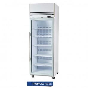 DW948 Skope Top Mount Single Door Upright Premium Freezer White 610 Litre