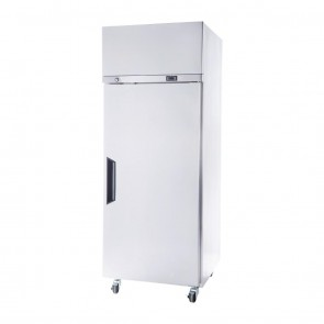 DW974 Williams Topaz Single Door Stainless Steel Upright Storage Freezer