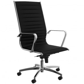 Eames Executive High Back Meeting Arm Chair