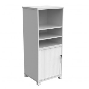 Enterprise Bookcase Tower Storage with Tambour