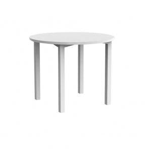 Enterprise Office Meeting Table White Legs