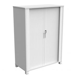 Enterprise Tall Tambour Storage Cabinet