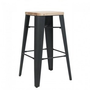 Esja Industrial Counter Stool