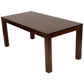 Esta Wooden Dining Table Walnut Timber 180 x 90cm