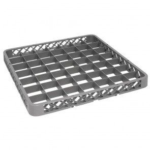 F619 Glass Rack Extender - 49 compartments