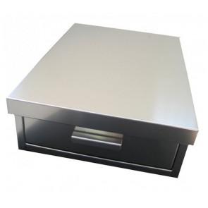 F.E.D Bezzera Single Drawer Knock Box CA0370C1C