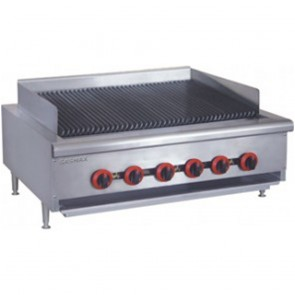 F.E.D Natual Gas Char Grill Cook Top JZH-TRH