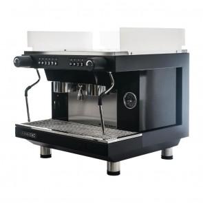 FA522 San Remo ZOE Compact Coffee Machine 2 group - Black Frame