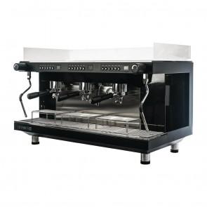 FA524 Sanremo ZOE Competition Coffee Machine 3 group Tall - Black Frame
