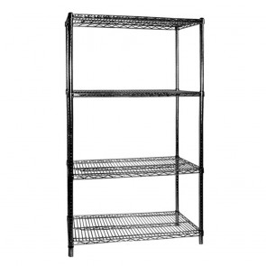 F.E.D B18/30 Four Tier Shelving - 457 mm deep x 1880 high