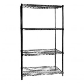 F.E.D B18/48 Four Tier Shelving - 457 mm deep x 1880 high