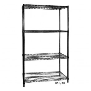 F.E.D B18/60 Four Tier Shelving - 457 mm deep x 1880 high