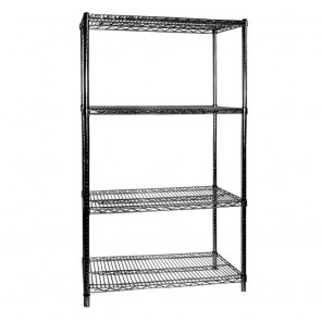 F.E.D B24/36 Four Tier Shelving - 610 mm deep x 1880 high