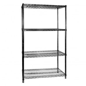 F.E.D B24/48 Four Tier Shelving - 610 mm deep x 1880 high