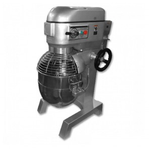 F.E.D B60KG - 60 -litre Gear Drive Three Speed Mixer
