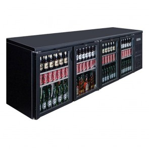 F.E.D BC4100G four door Drink Cooler