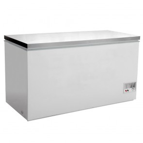 F.E.D BD466F Chest Freezer with SS lids