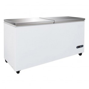F.E.D BD598F Chest Freezer with SS lids