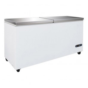 F.E.D BD768F Chest Freezer with SS lids
