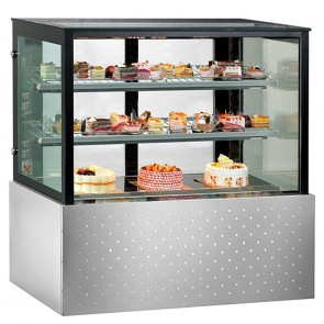 F.E.D Belleview Chilled Food Display SG120FA-2XB