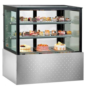 F.E.D Belleview Chilled Food Display SG180FA-2XB