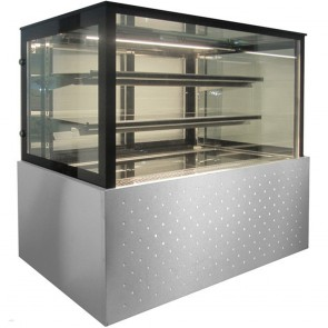 F.E.D Belleview Heated Food Display SG120FE-2XB