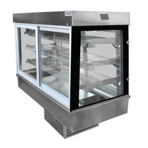 FED Belleview Square Drop-in Chilled/Heated Display Cabinet SCHT9