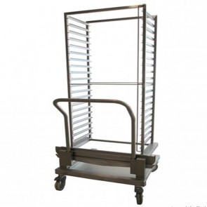 F.E.D CFG-120 Additional Gastronorm racks Trolley for PDE-120LD