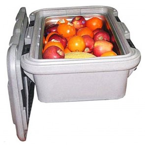 F.E.D CPWK007-28 Insulated Top Loading Food Carrier