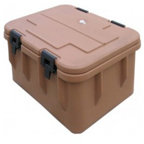 CPWK025-10 Insulated Top Loading Food Carrier